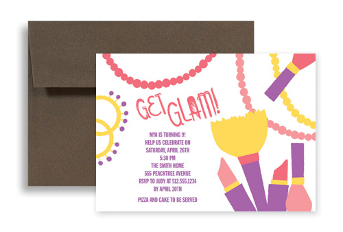 Free Printable Birthday Invitation Templates Mac